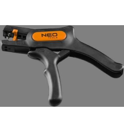 kleště na stahování izolace do 2mm a konektory NEO tools