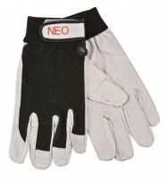 """rukavice pracovní 9\"""" I.jakost NEO tools"""