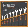 sada klíčů maticových plochých 6-32mm 12ks NEO tools