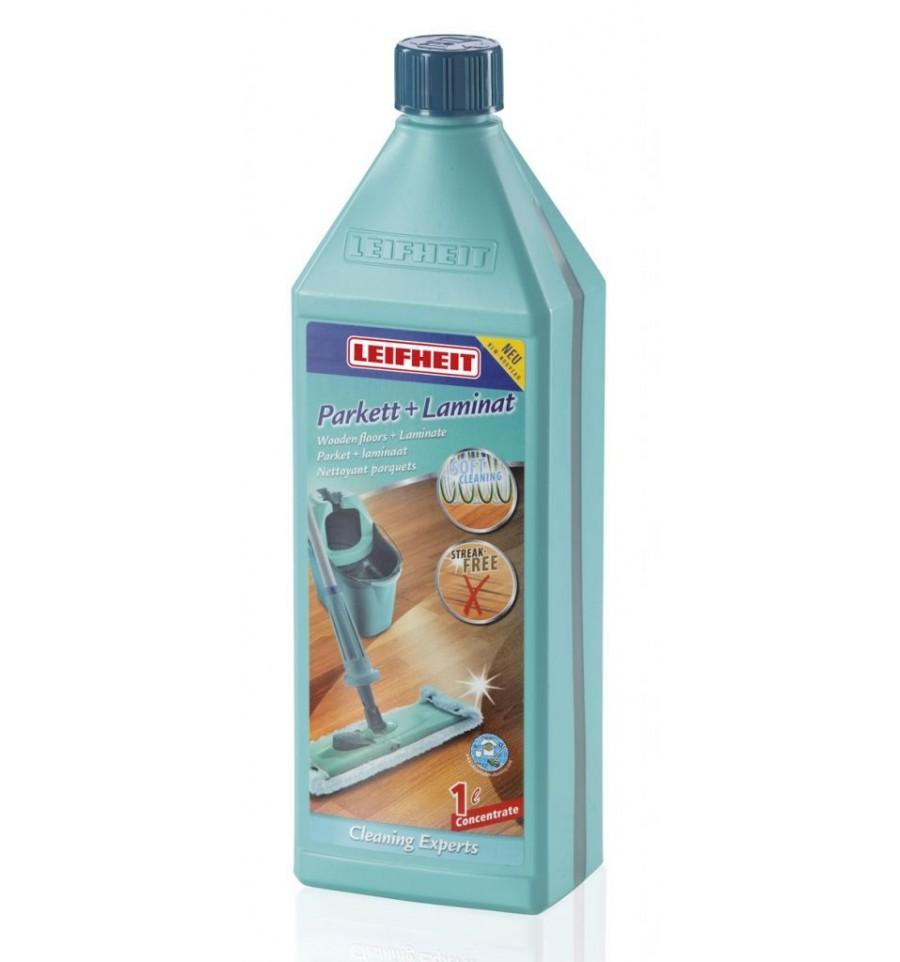 Čistící prostředek na dřevěné a laminátové podlahy 1 l – koncentrát