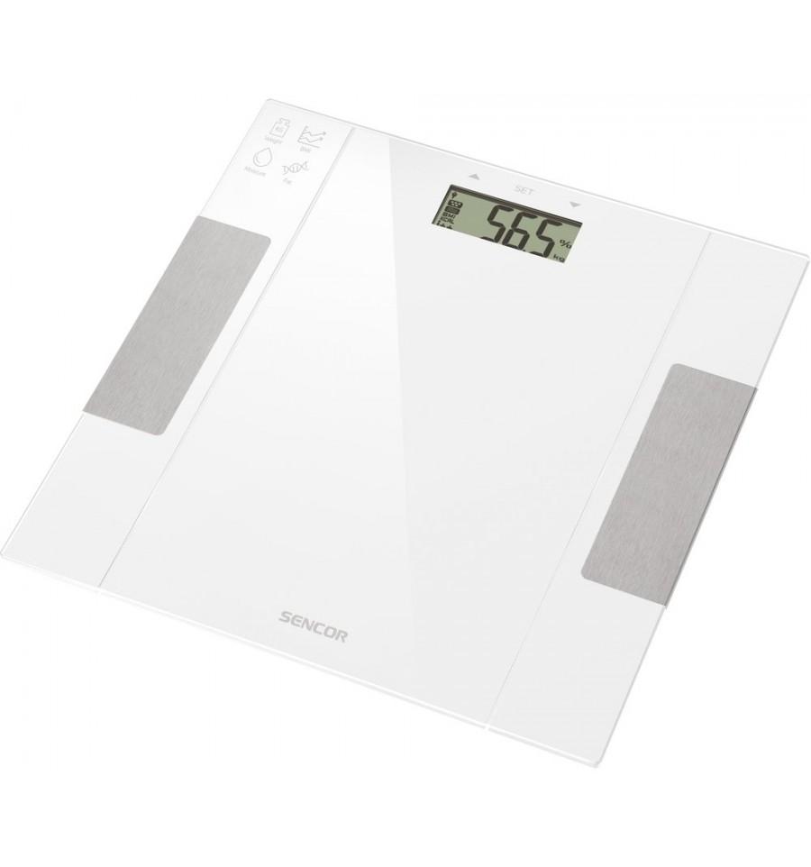 Sencor Osobní fitness váha SBS 5051WH