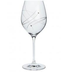 Sklenice na víno 470 Celebration 27181 Swarovski Crystals 6 ks