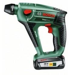 Aku vrtačka Bosch 3v1 UNEO Maxx (1x 2,5 Ah)