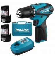 Makita DF330DWE 10,8V/1,3Ah 2x AKU