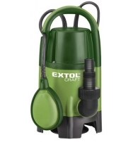 Čerpadlo kalové EXTOL CRAFT 414141 zelené