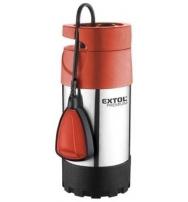 Čerpadlo kalové EXTOL PREMIUM SPF 1000 G4 oranžové