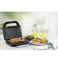 Sendvičovač na 2 XL sendviče - nerez - DOMO DO9195C