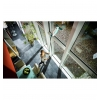 Leifheit 51016 vysavač na okna Window Cleaner s mopem a 43 cm tyčí + sací hubice 17 cm černá