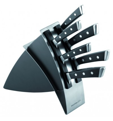 Tescoma blok na nože AZZA se 6 noži