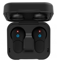 Bluetooth sluchátka Buxton REI-TW 100 mk2 BLACK TW