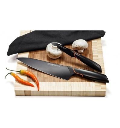 Fiskars Edge kuchařský nůž 19 cm