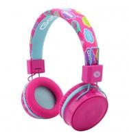 Sluchátka GoGEN HBTM 32P růžová