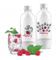 Sodastream láhev Jet Love Raspberry 2 x 1 l
