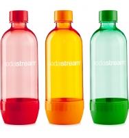 Sodastream TriPack Orange Red Green 1 l