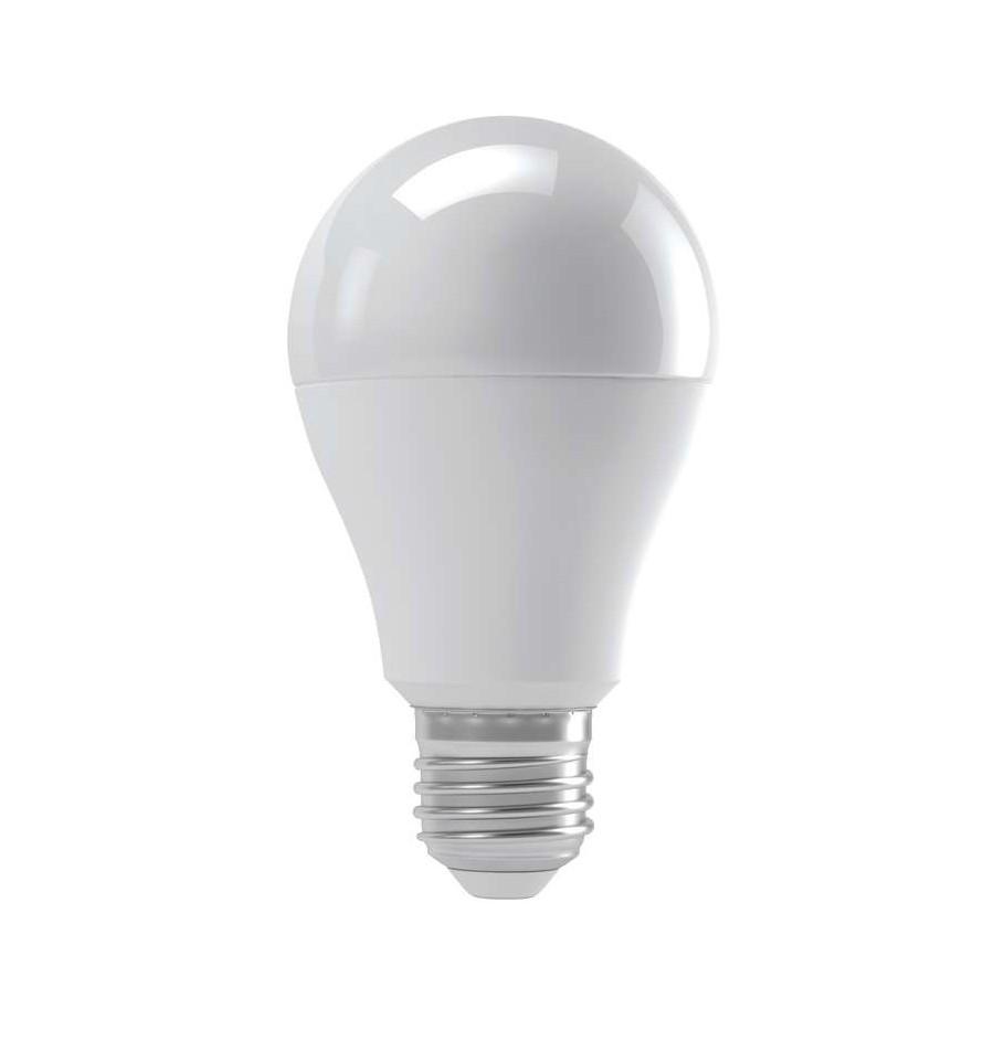 LED žárovka E27 A60 BC 10W 4200K Trixline