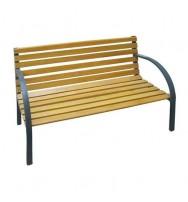 Zahradní lavička Happy Green TANSSI 50660022