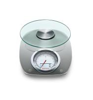Kuchyňská váha VINTAGE Style Grey - digitální / analogová SOEHNLE 66231