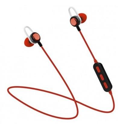 Sportovní bluetooth sluchátka Platinet PM1068R s mikrofonem
