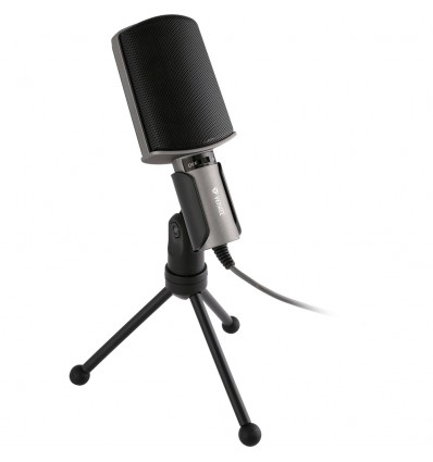 Stolní mikrofon Yenkee YMC 1020GY