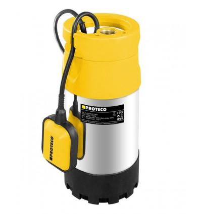 PROTECO - čerpadlo ponorné 4-stupňové 1000W, 5500L/hod, max. výtlak 40m