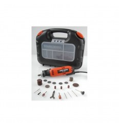 Multibruska Black-Decker RT650KA