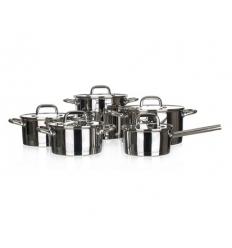Sada nerezového nádobí Banquet EXCELLENT - 10 ks