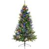 Vánoční řetěz 5+5 m mnohobarevný