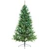 Vánoční řetěz 100 LED 10+5 m studená bílá