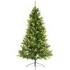 Vánoční napojitelný řetěz 15+5 m teplá bílá