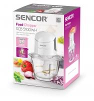 Sekáček potravin Sencor SCB 5100WH