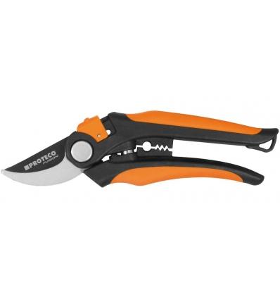 Zahradní nůžky půlkulaté 205mm PROTECO 10.30-10-02