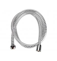 hadice sprchová, stříbrný pruh, 150cm, PVC