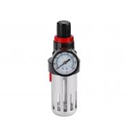 regulátor tlaku s filtrem a manometrem
