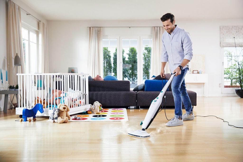 Parní mop Clean Tenso LEIFHEIT 11913