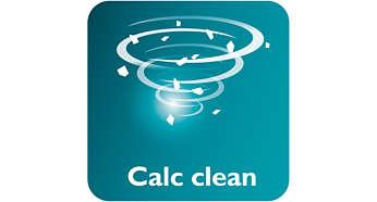 Uherský Brod přepínač funkce Calc clean umožňuje snadné odstranění vodního kamene zžehličky