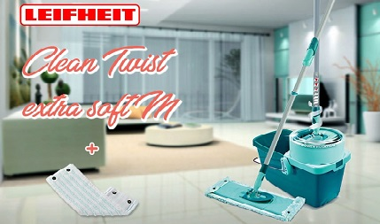 Mop Leifheit Clean Twist M